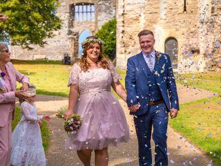 Megan & Matt's wedding