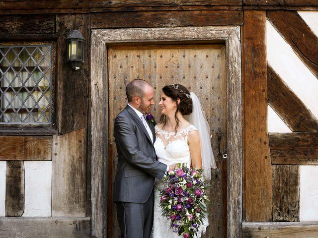 Samantha & Thomas's wedding
