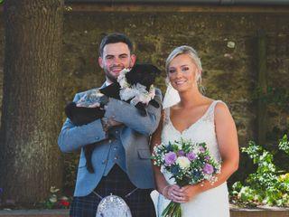 Michael & Claire's wedding