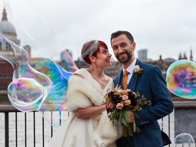 Poppy & Taro's wedding