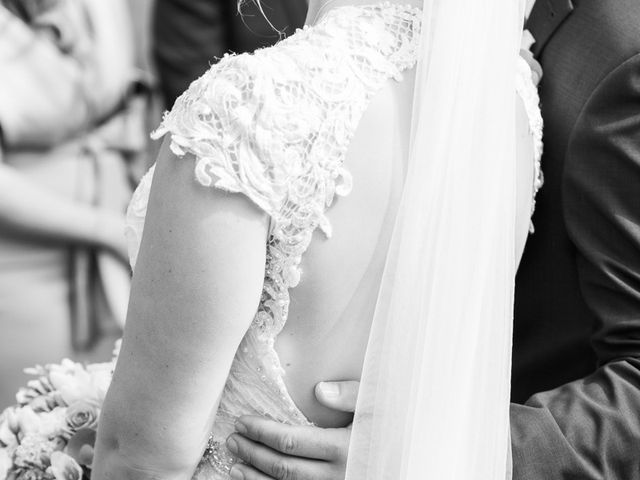 Leigh and Kirsty's Wedding in Nr Rugby, Warwickshire 21
