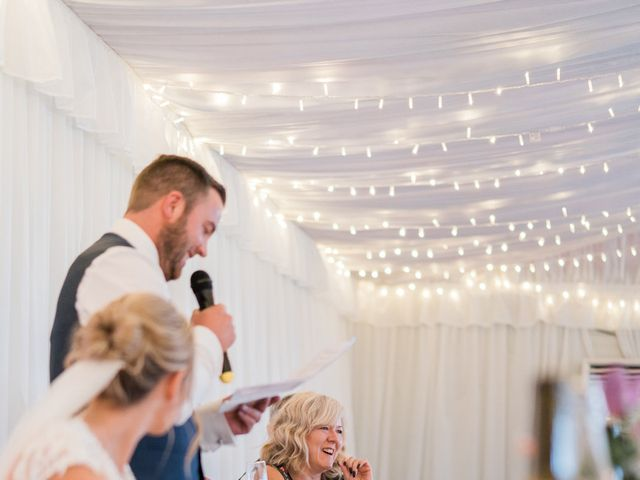 Leigh and Kirsty's Wedding in Nr Rugby, Warwickshire 39