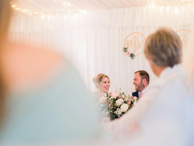 Kirsty & Leigh's wedding