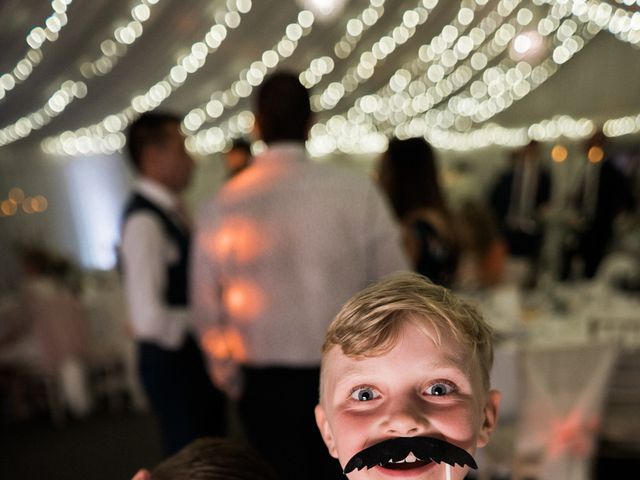 Leigh and Kirsty's Wedding in Nr Rugby, Warwickshire 45