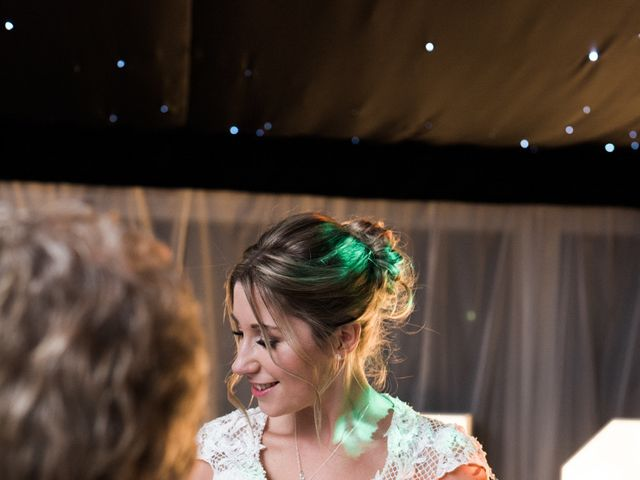 Leigh and Kirsty's Wedding in Nr Rugby, Warwickshire 49