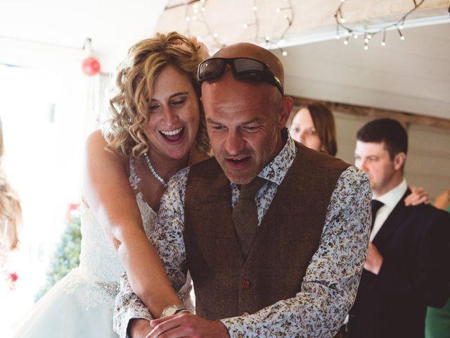 Steve & Catherine's wedding