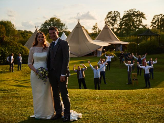 Daniel & Keren's wedding