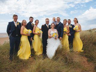Rebecca & Dan's wedding