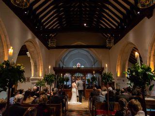 Andy & Lizzie's wedding 1