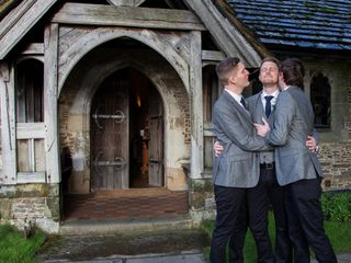 Andy & Lizzie's wedding 2