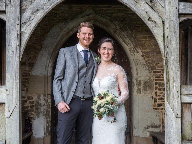 Andy & Lizzie's wedding