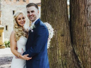 Sara Lee & Ricci's wedding
