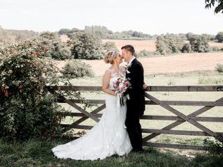 Ashleigh & Jack's wedding 1