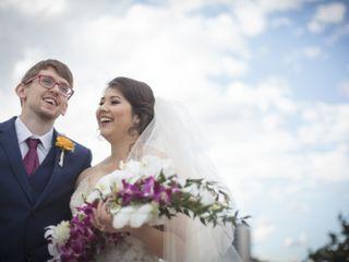 Will & Kirsty's wedding