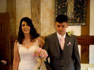 Lee & Rebecca's wedding 1