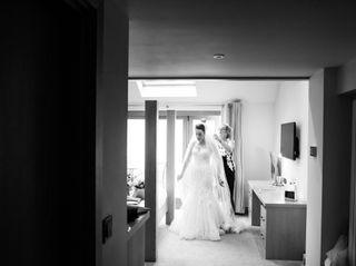 Vicki & John's wedding 1