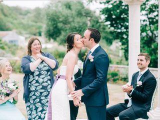 Alastair & Ksenia's wedding