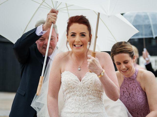 John and Vicki's Wedding in Welwyn, Hertfordshire 6
