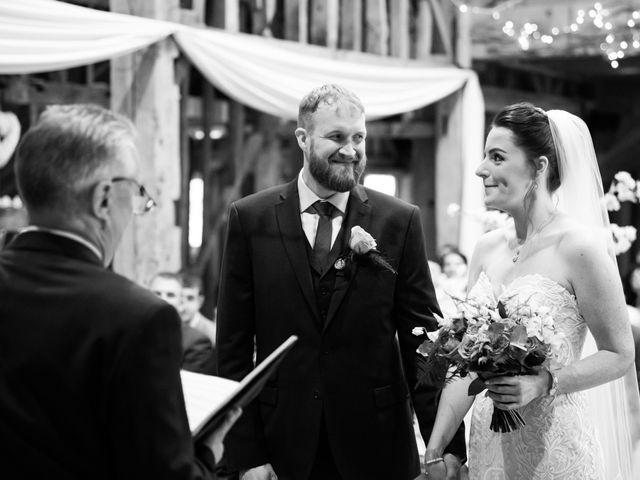 John and Vicki's Wedding in Welwyn, Hertfordshire 8