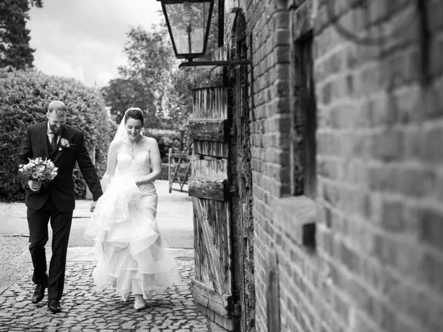 John and Vicki's Wedding in Welwyn, Hertfordshire 2