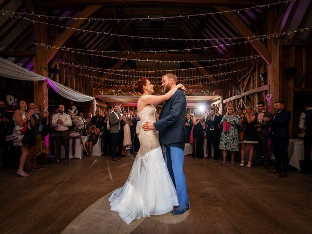 Vicki & John's wedding