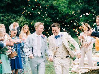 Misha & Greg's wedding