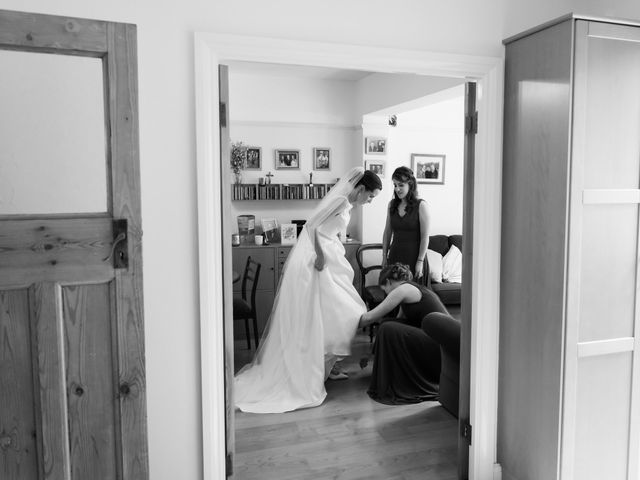Sean and Katherine's Wedding in Latimer, Buckinghamshire 4