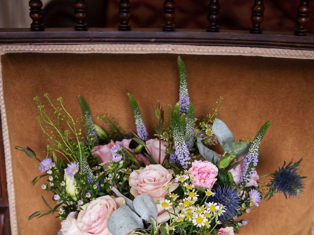 Sean and Katherine's Wedding in Latimer, Buckinghamshire 5