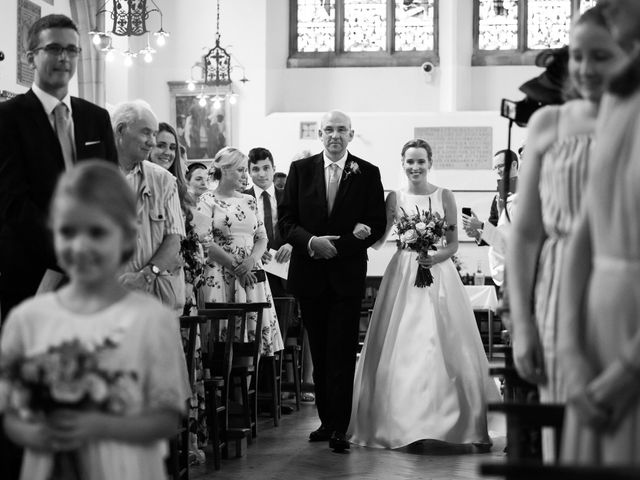 Sean and Katherine's Wedding in Latimer, Buckinghamshire 6