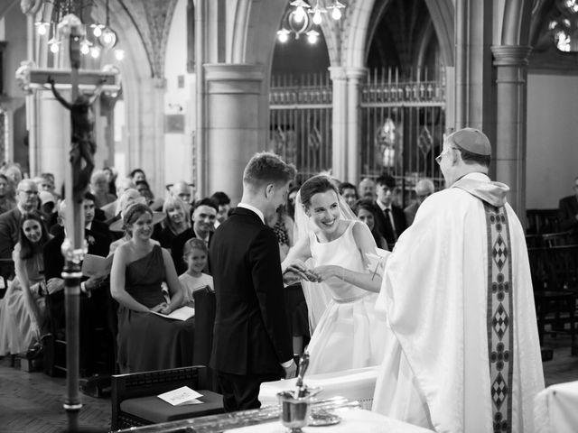 Sean and Katherine's Wedding in Latimer, Buckinghamshire 8