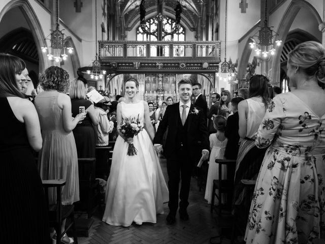 Sean and Katherine's Wedding in Latimer, Buckinghamshire 10