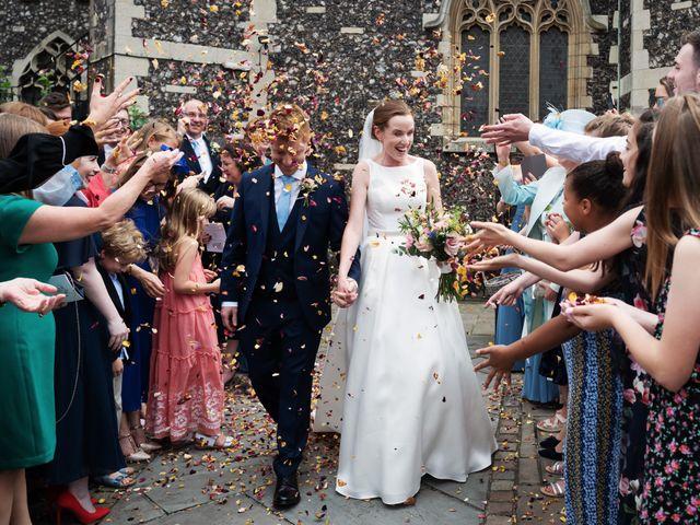 Sean and Katherine's Wedding in Latimer, Buckinghamshire 11