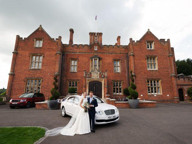 Sean and Katherine's Wedding in Latimer, Buckinghamshire 12