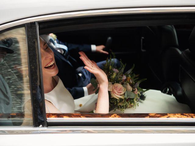 Sean and Katherine's Wedding in Latimer, Buckinghamshire 13