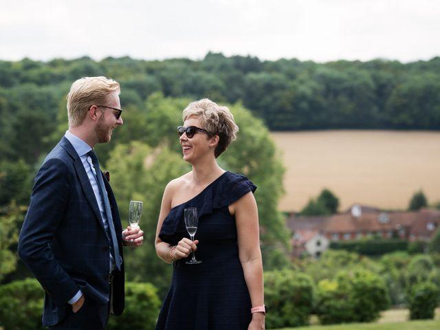 Sean and Katherine's Wedding in Latimer, Buckinghamshire 14