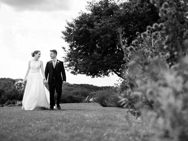 Sean and Katherine's Wedding in Latimer, Buckinghamshire 2