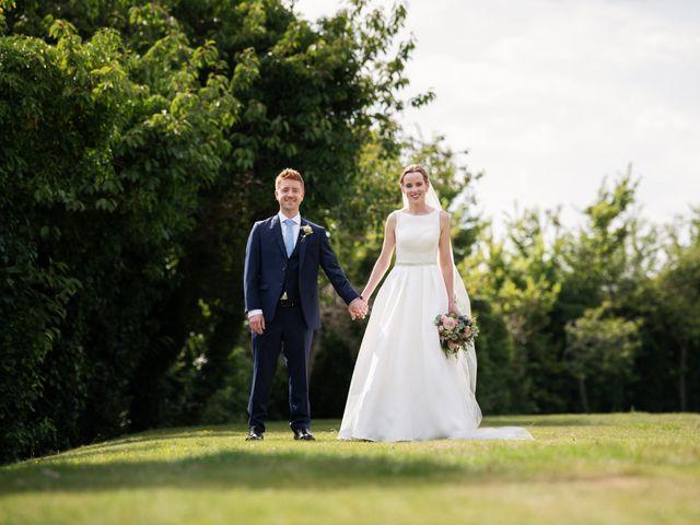 Sean and Katherine's Wedding in Latimer, Buckinghamshire 20