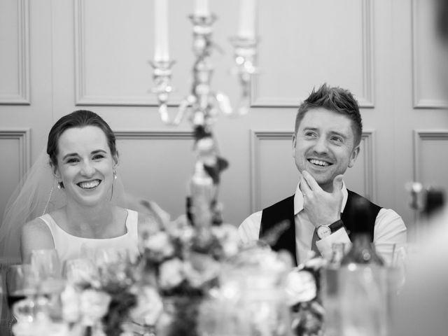 Sean and Katherine's Wedding in Latimer, Buckinghamshire 22