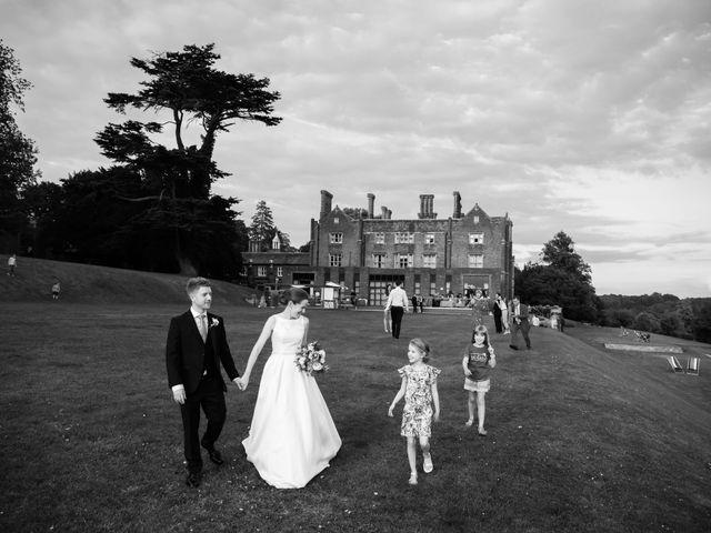 Sean and Katherine's Wedding in Latimer, Buckinghamshire 25