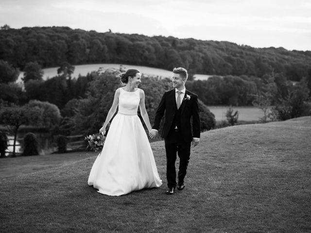 Sean and Katherine's Wedding in Latimer, Buckinghamshire 33