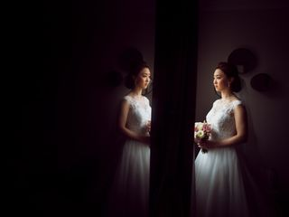 Na Lee & James's wedding 3