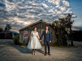 Lisa & Chris's wedding