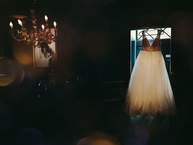 Rob and Belinda's Wedding in Otterburn, Northumberland 6