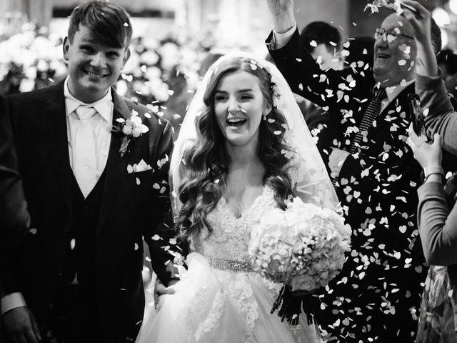 Rob and Belinda's Wedding in Otterburn, Northumberland 18