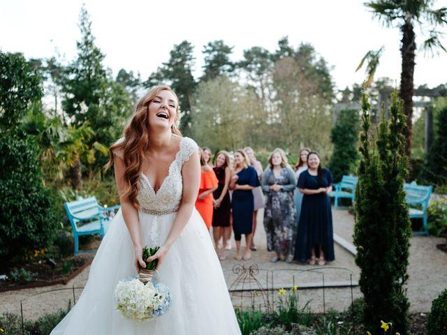 Rob and Belinda's Wedding in Otterburn, Northumberland 19