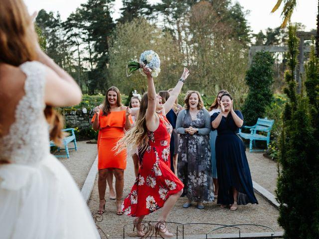 Rob and Belinda's Wedding in Otterburn, Northumberland 20
