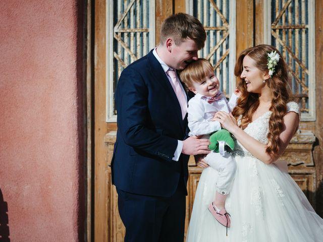 Rob and Belinda's Wedding in Otterburn, Northumberland 21