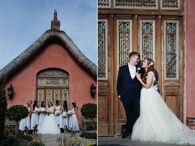 Rob and Belinda's Wedding in Otterburn, Northumberland 26