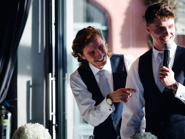 Rob and Belinda's Wedding in Otterburn, Northumberland 31