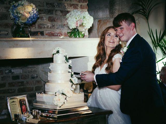 Rob and Belinda's Wedding in Otterburn, Northumberland 33